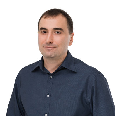 ANDRII TYSHCHENKO<br>Head of Hardware Development